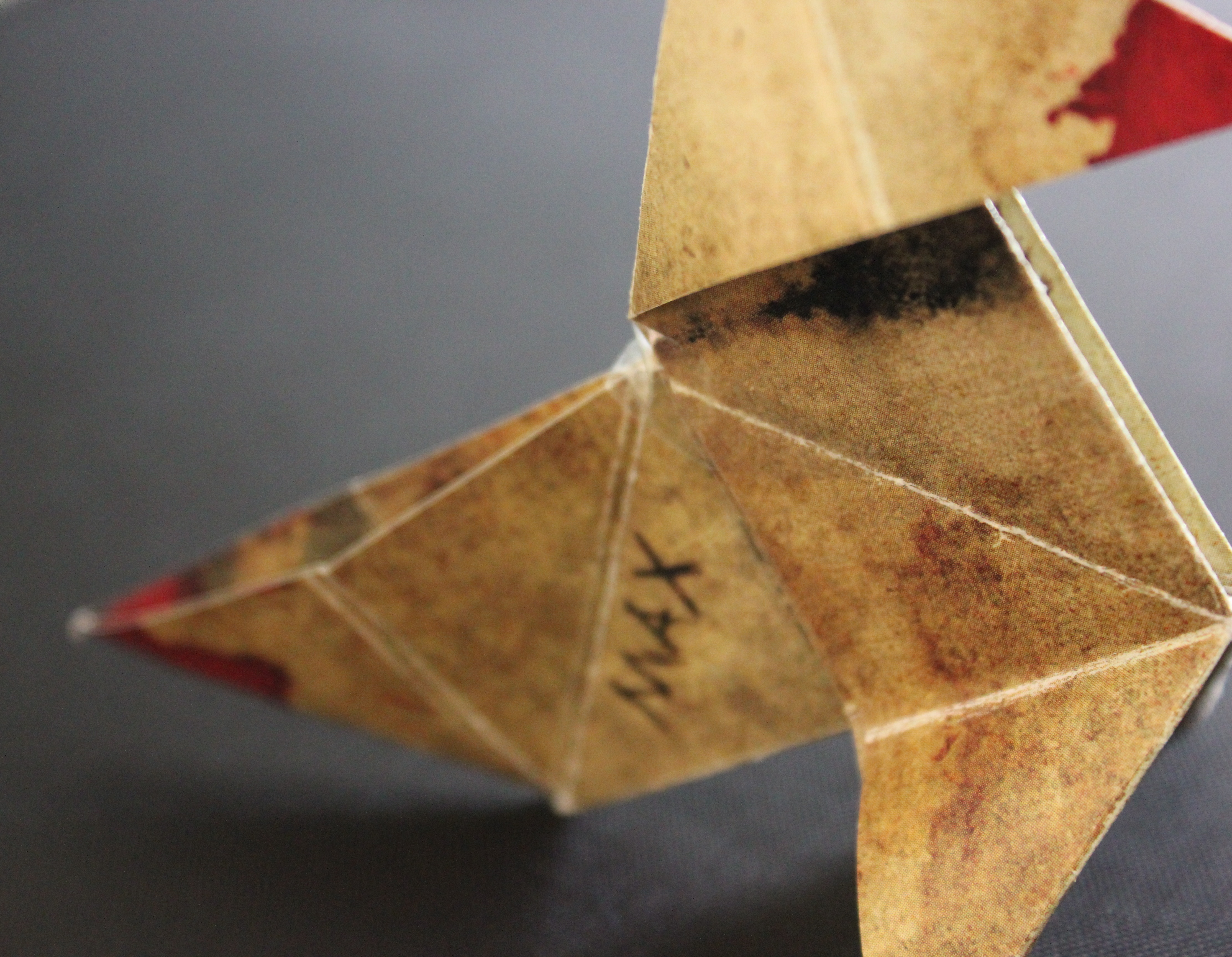 heavy rain origami killer�s bird � through a cracked lens